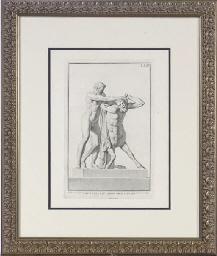[Classical Sculptures]: Five P