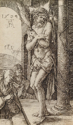 Man of Sorrows by the Column,