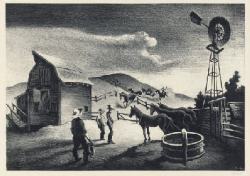 The Corral (F. 71)