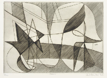 STANLEY WILLIAM HAYTER (1901-1988)