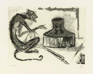 El Mono de la Tinta