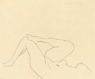 Étude de jambes (D. 460)
