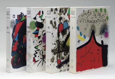 Joan Miró litógrafo [Vols. I-I