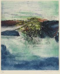 Untitled, from Moderna Mästare