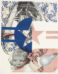 F-111 (Castelli Gallery Poster