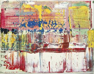 Abstraktes Bild (716-12)