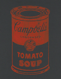 Campbell's Soup Can (Tomato So