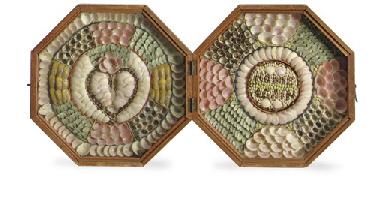 A 19th century double octagona