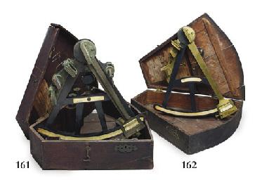 A 19th Century Octant**