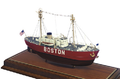 A display model of the Boston
