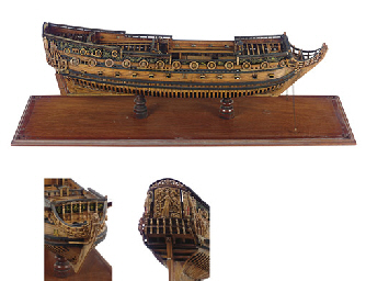 An Admiralty Board Style Model