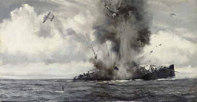 Submarine vs. Aircraft