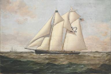 The pilot boat Washington #22