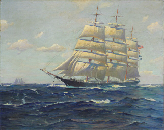 The St. Francis outward bound