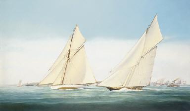 Skipper's choice; The Yachts V