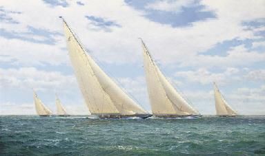 The New York Yacht Club Cruise