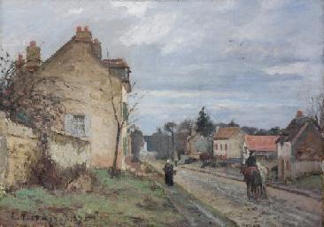 La route de Louveciennes