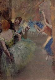 Scène de ballet