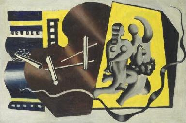 Composition (deux femmes)