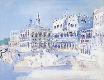 Venise vers la Place St. Marc