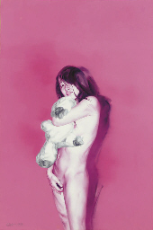 Untitled (Girl and Toy Number