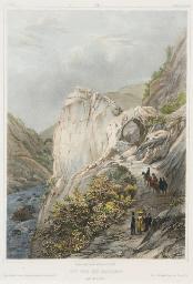 Vue de St Jean de Luz et Le Pa