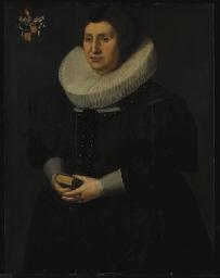 Portrait de dame âgée