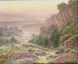 Vallée de la Greuze