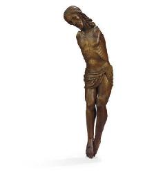 FIGURE DU CHRIST EN CROIX DU X