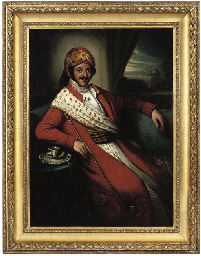 A Parsee Gentleman of Bombay