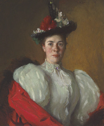 Portrait of Katherine Cavenaug