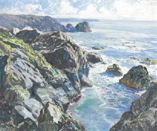 Sunlit Coast