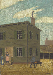 A Newark Home