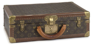 LOUIS VUITTON, A BRIEFCASE