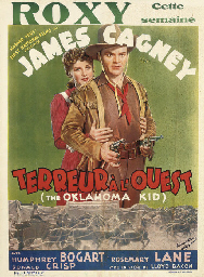 The Oklahoma Kid  Terreur A L'