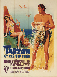 Tarzan And The Mermaids  Tarza