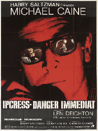 Ipcress File  Danger Immediat