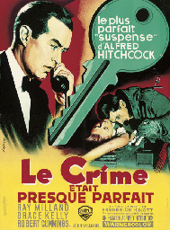 Dial M For Murder  Le Crime Ét