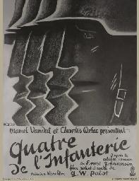 Quatre De L'Infanterie  Westfr