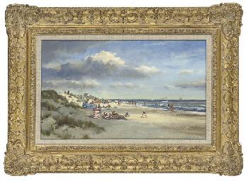 The beach - Winterton, Norfolk