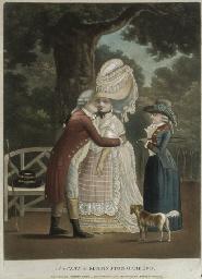 A Scene in Kensington Gardens
