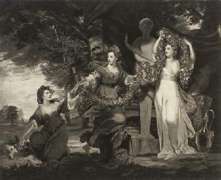 A Sacrifice to Hymen (The Thre