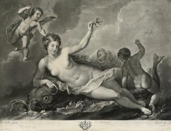 The Triumph of Galataea