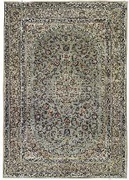 A fine Kashan carpet