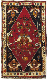 A fine Gabbeh large rug
