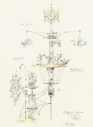 'The Rythmical Time Fountain f