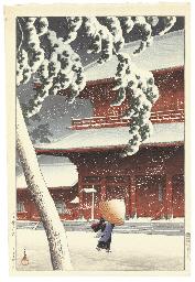Shiba Zojoji (Zojoji Temple, S