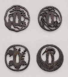 An Akasaka School Tsuba and Th
