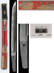 A Shinto Tanto in Mounts with