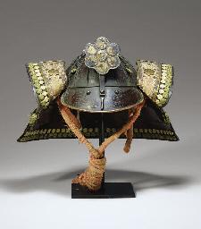 An Iron Helmet